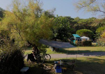 Emplacement Tentes & caravanes